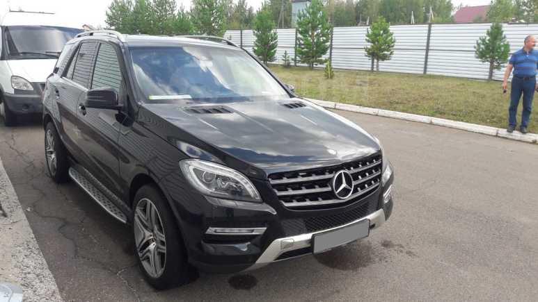 Mercedes-Benz M-Class, 2012 год, 1 490 000 руб.