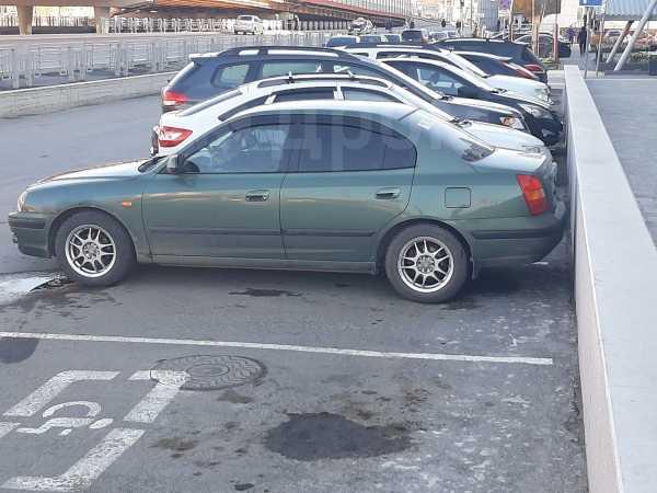 Hyundai Elantra, 2002 год, 180 000 руб.