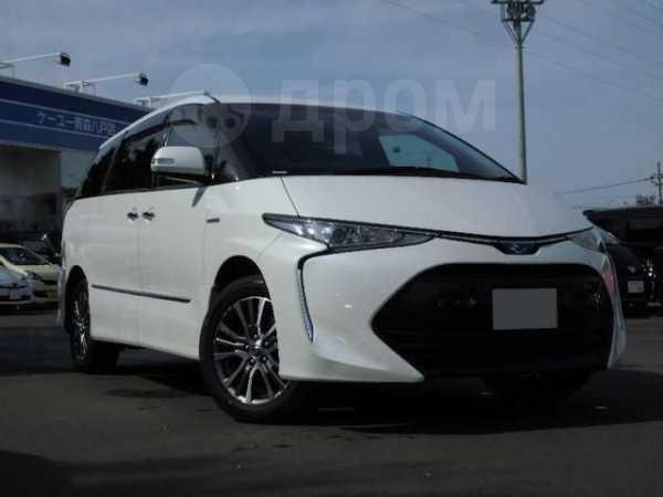 Toyota Estima, 2017 год, 879 000 руб.