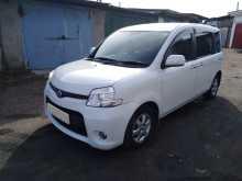 Иркутск Toyota Sienta 2013