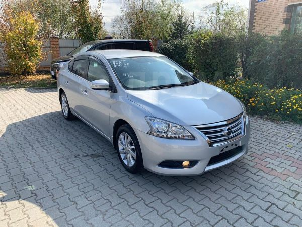 Nissan Sylphy, 2014 год, 695 000 руб.