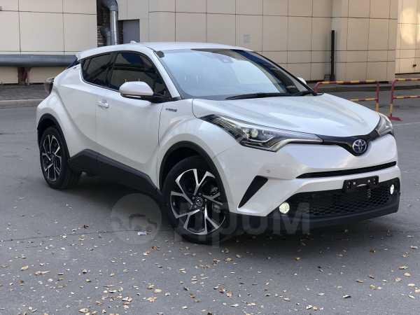 Toyota C-HR, 2018 год, 1 490 000 руб.