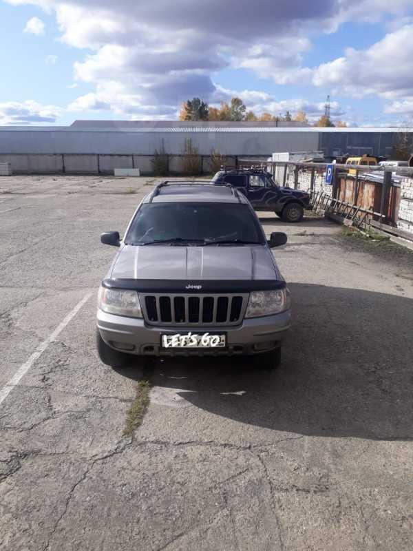 Jeep Grand Cherokee, 1999 год, 480 000 руб.