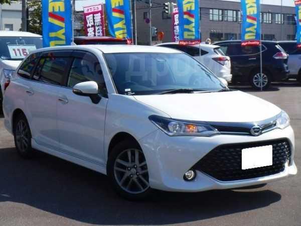 Toyota Corolla Fielder, 2015 год, 489 000 руб.