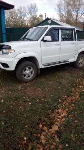 Кызыл Пикап 2015
