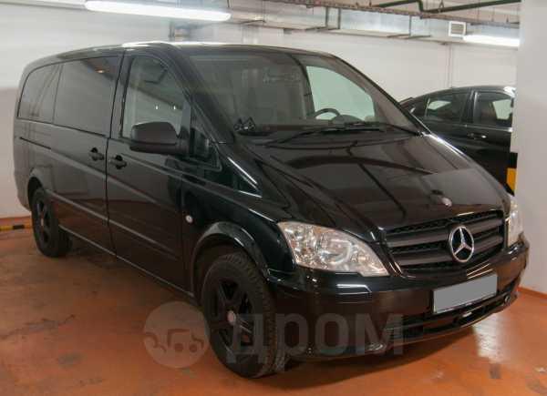 Mercedes-Benz Vito, 2012 год, 1 150 000 руб.