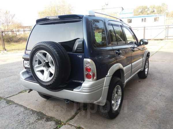 Suzuki Escudo, 2001 год, 530 000 руб.