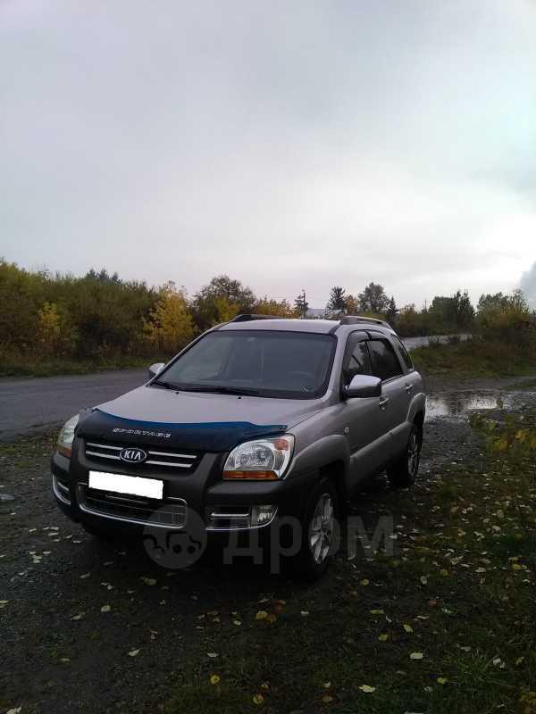 Kia Sportage, 2004 год, 390 000 руб.