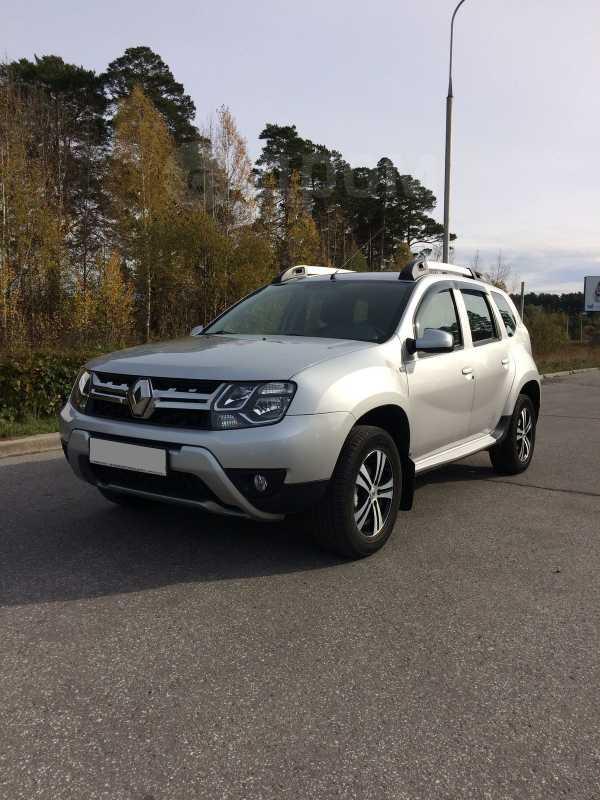 Renault Duster, 2016 год, 810 000 руб.