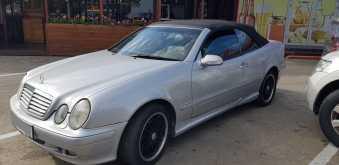Сочи CLK-Class 1999