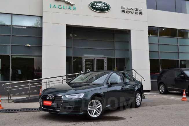 Audi A4, 2018 год, 1 580 000 руб.