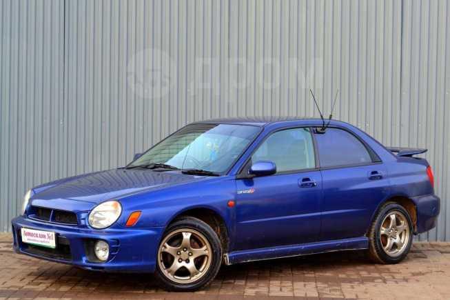 Subaru Impreza, 2002 год, 219 888 руб.