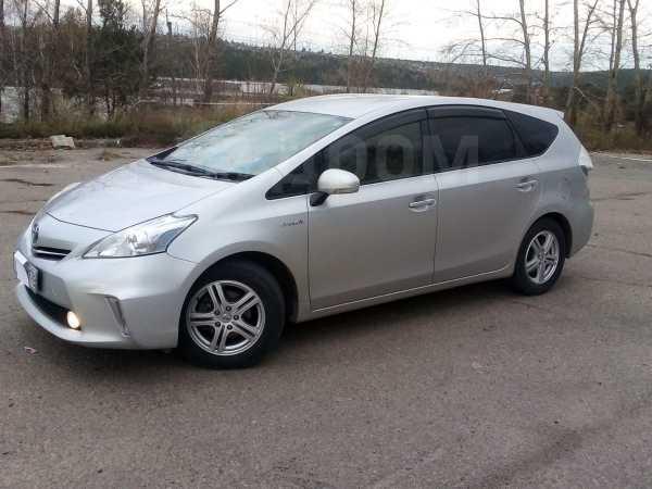 Toyota Prius a, 2012 год, 830 000 руб.