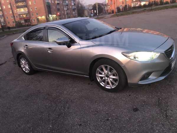 Mazda Mazda6, 2012 год, 830 000 руб.