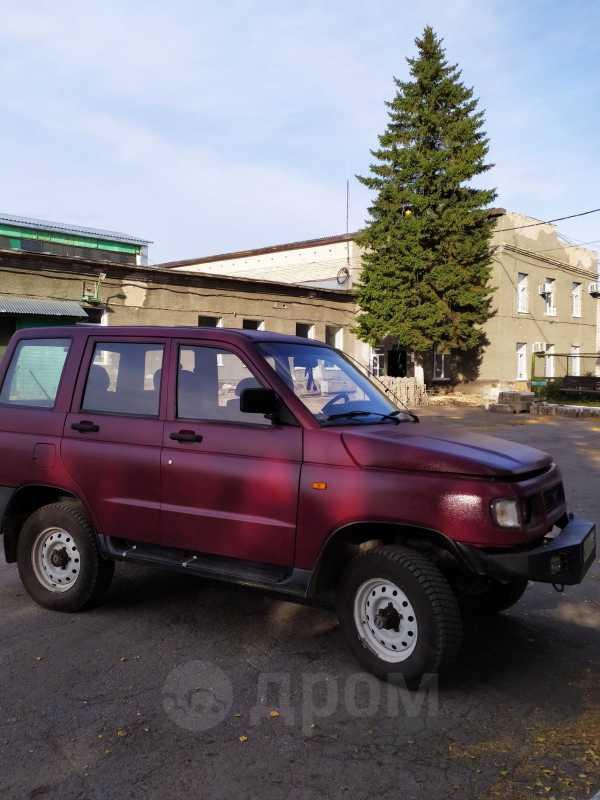 УАЗ Симбир, 2001 год, 320 000 руб.