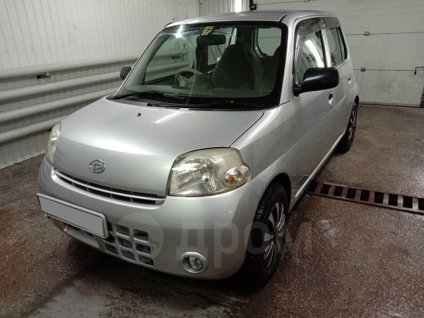 Daihatsu Esse, 2007 год, 215 000 руб.