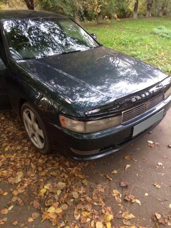Toyota Cresta, 1995 год, 215 000 руб.