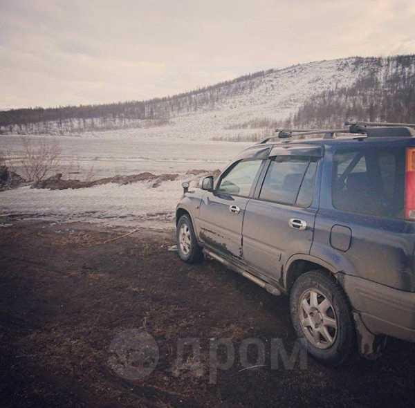 Honda CR-V, 1997 год, 60 000 руб.