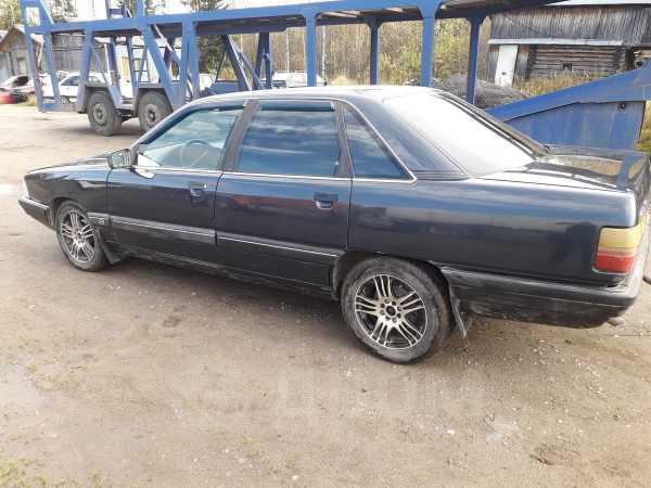 Audi 100, 1988 год, 90 000 руб.