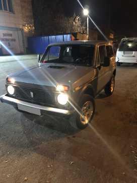 Иркутск 4x4 2121 Нива 1991