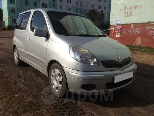 Toyota Funcargo, 2005 год, 349 000 руб.