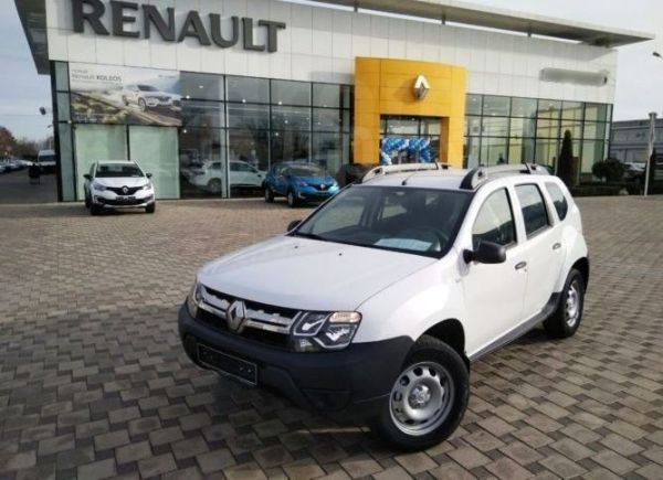 Renault Duster, 2019 год, 859 990 руб.