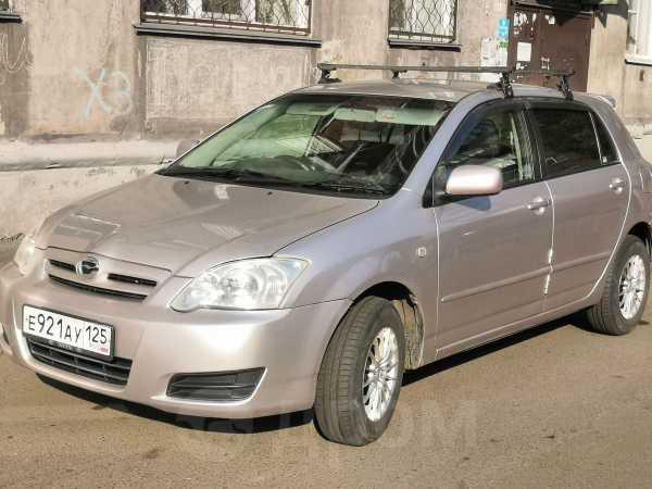 Toyota Corolla Runx, 2005 год, 470 000 руб.