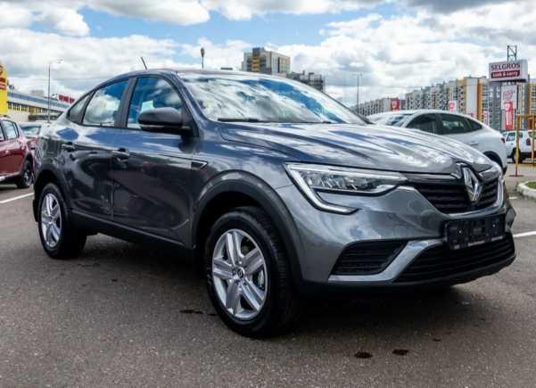 Renault Arkana, 2019 год, 1 205 990 руб.
