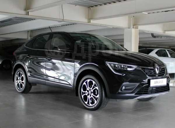 Renault Arkana, 2019 год, 1 544 990 руб.