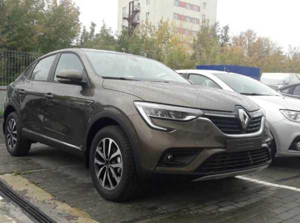 Renault Arkana, 2019 год, 1 269 990 руб.