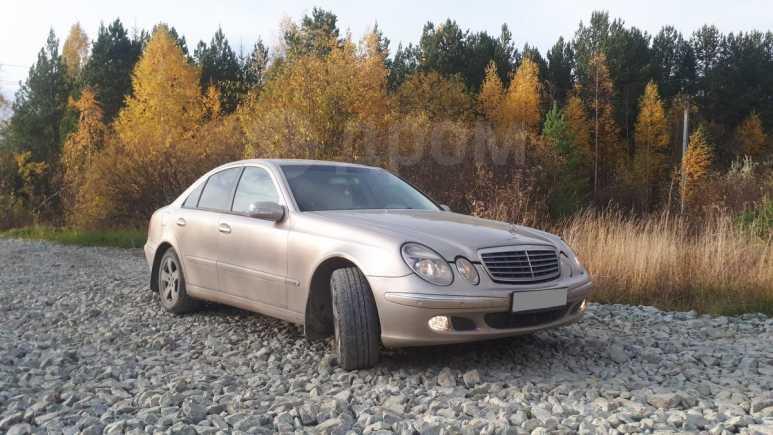 Mercedes-Benz E-Class, 2004 год, 400 000 руб.