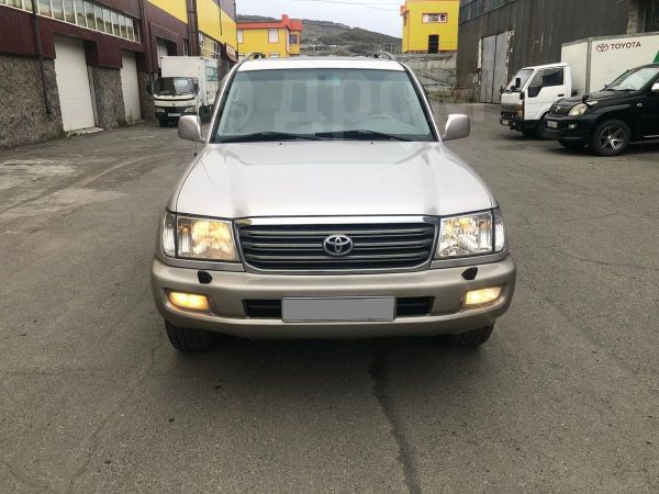 Toyota Land Cruiser, 2004 год, 1 670 000 руб.
