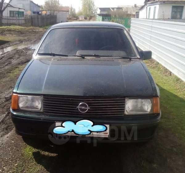 Opel Rekord, 1988 год, 110 000 руб.