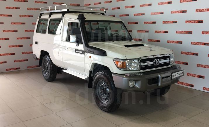 Toyota Land Cruiser, 2018 год, 5 990 000 руб.