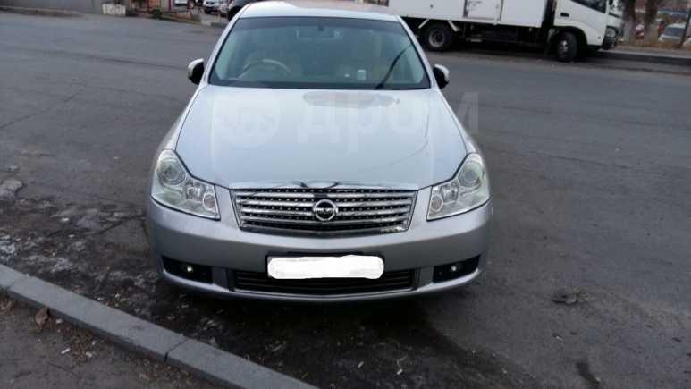 Nissan Fuga, 2005 год, 560 000 руб.