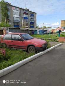 Макушино Corolla 1987