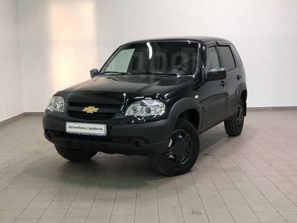 Chevrolet Niva, 2019 год, 570 000 руб.