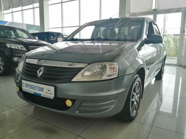 Renault Logan, 2012 год, 250 000 руб.