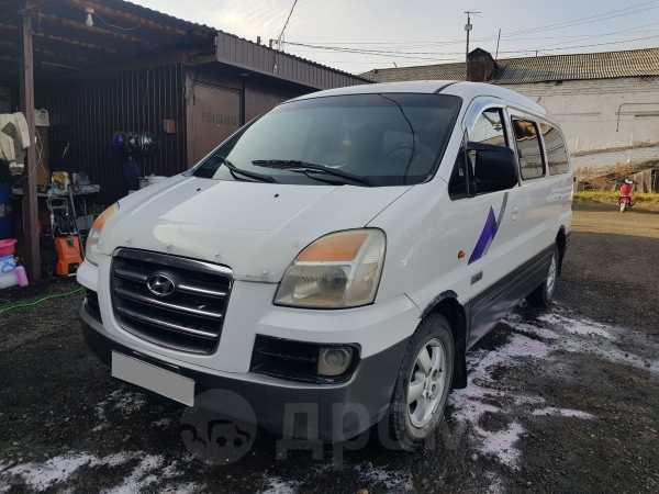 Hyundai Starex, 2007 год, 435 000 руб.