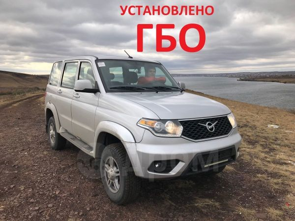 УАЗ Патриот, 2018 год, 680 000 руб.