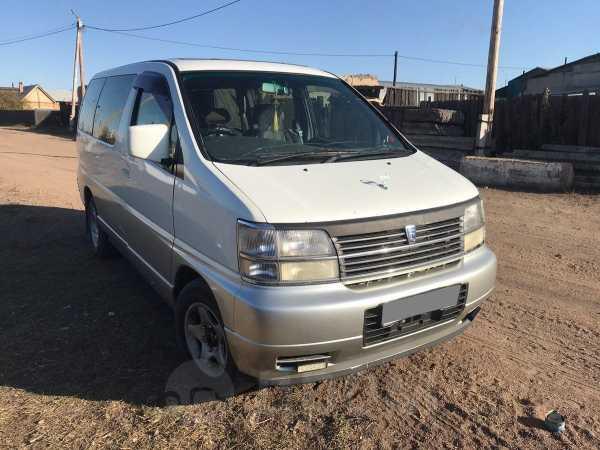 Nissan Elgrand, 1997 год, 395 000 руб.