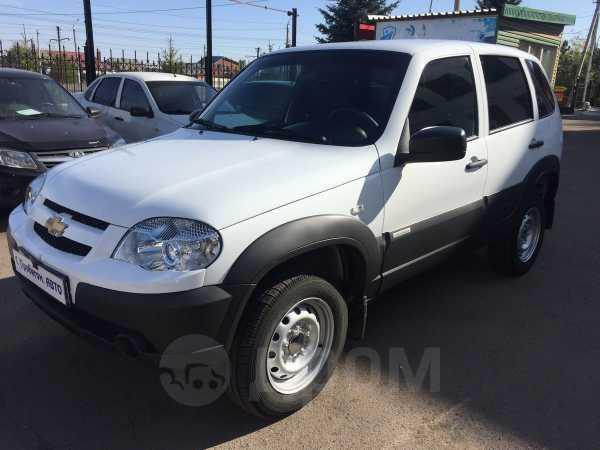 Chevrolet Niva, 2018 год, 539 500 руб.