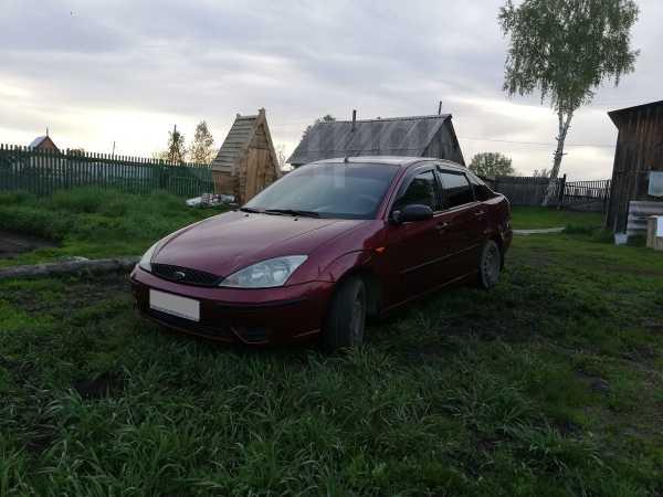 Ford Focus, 2004 год, 165 000 руб.