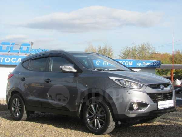 Hyundai ix35, 2014 год, 929 900 руб.