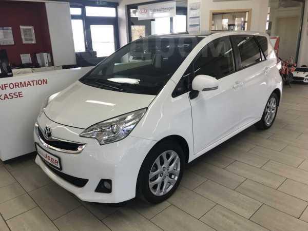 Toyota Verso-s, 2015 год, 777 000 руб.