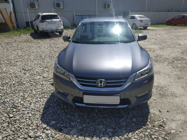 Honda Accord, 2013 год, 1 050 000 руб.
