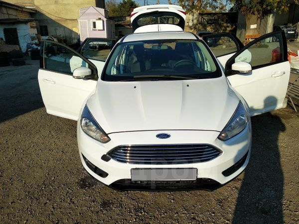 Ford Focus, 2017 год, 630 000 руб.