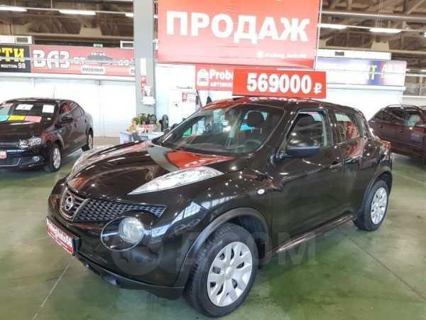 Nissan Juke, 2012 год, 569 000 руб.