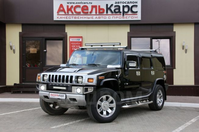 Hummer H2, 2008 год, 1 990 000 руб.