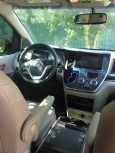 Toyota Sienna, 2016 год, 2 400 000 руб.